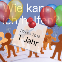 1 Jahr wie-kann-ich-helfen.info!
