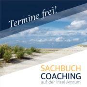 nordsee.text – Sachbuch-Coaching auf der Insel Amrum mit Birte Vogel